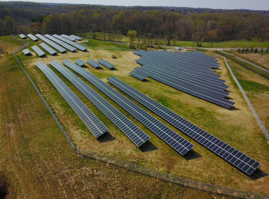 MNCPPC Solar Field 4