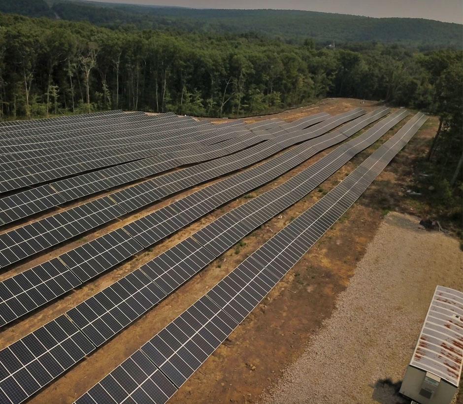 Burrillville Solar Array