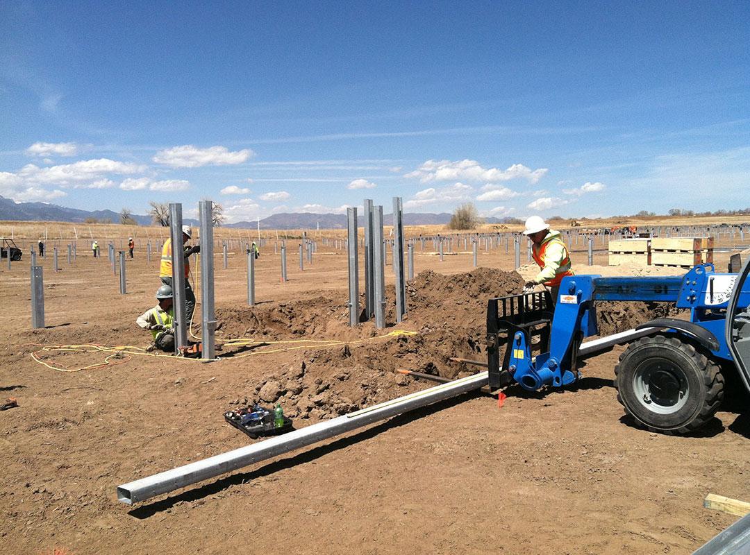 Desert Construction