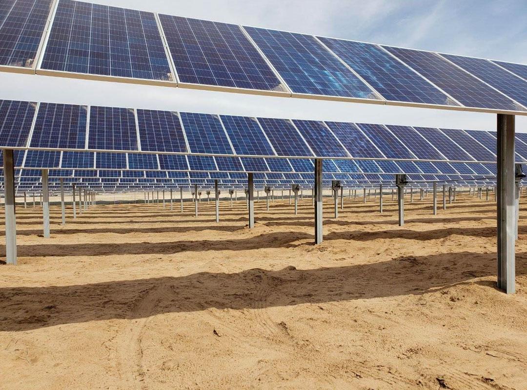 Colorado Community Solar Panels 1