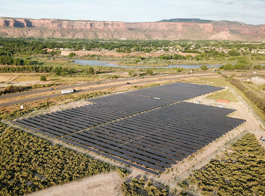 Colorado Solar Farm 2