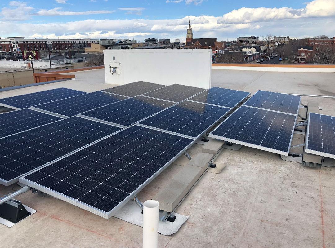 Colorado Community Solar Roof