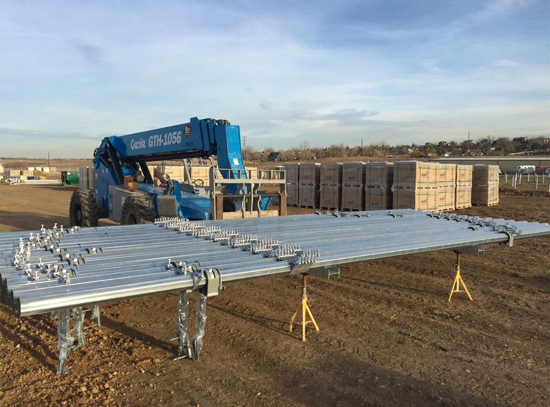 Colorado Community Solar Farm