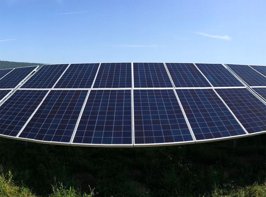 Ft. Indiantown Solar Closeup