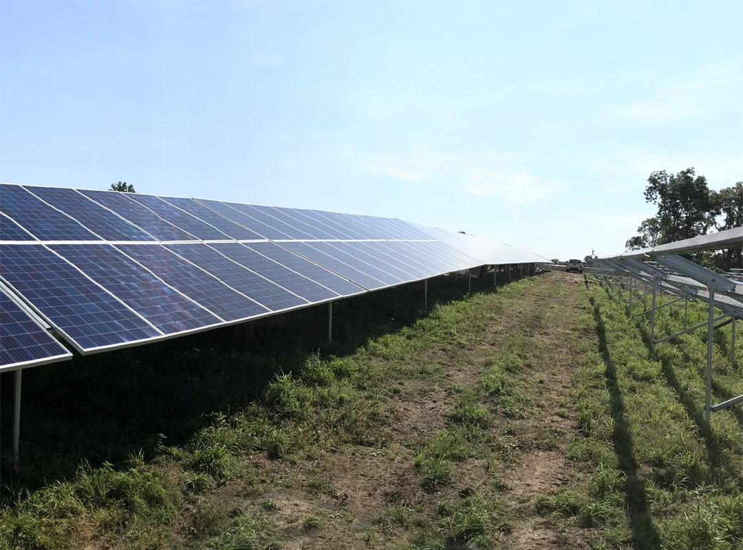 Ft. Indiantown Solar Array