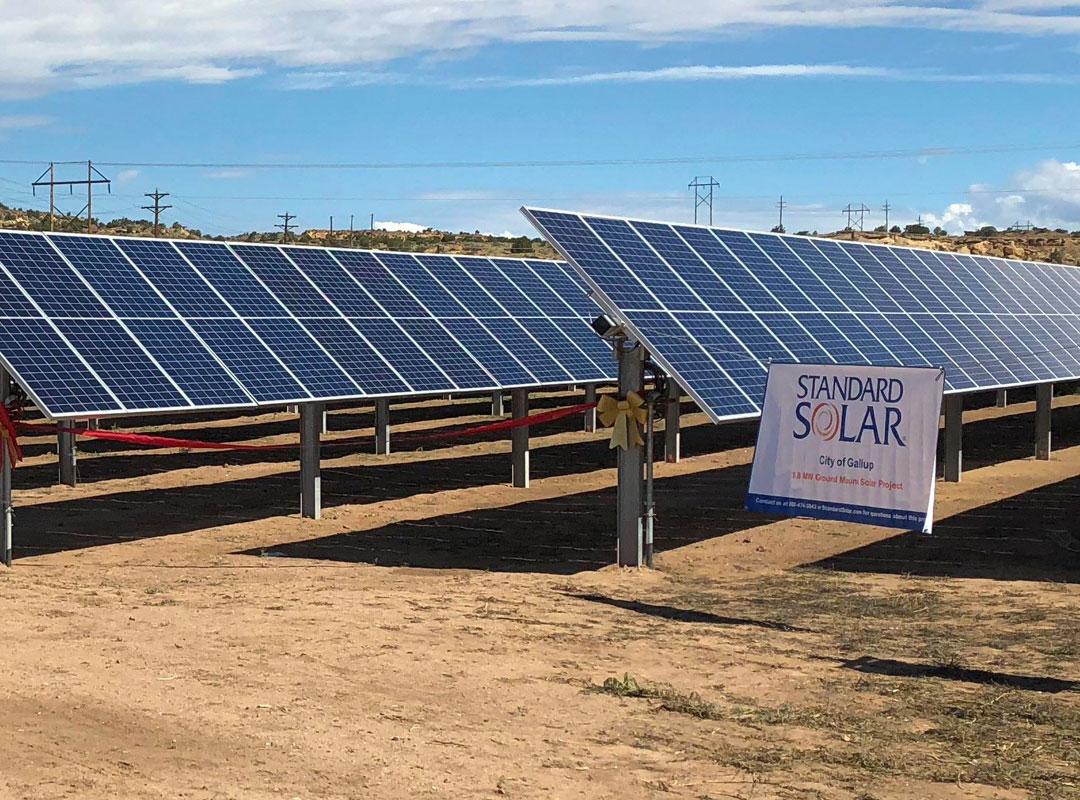 Gallup, NM Solar Array