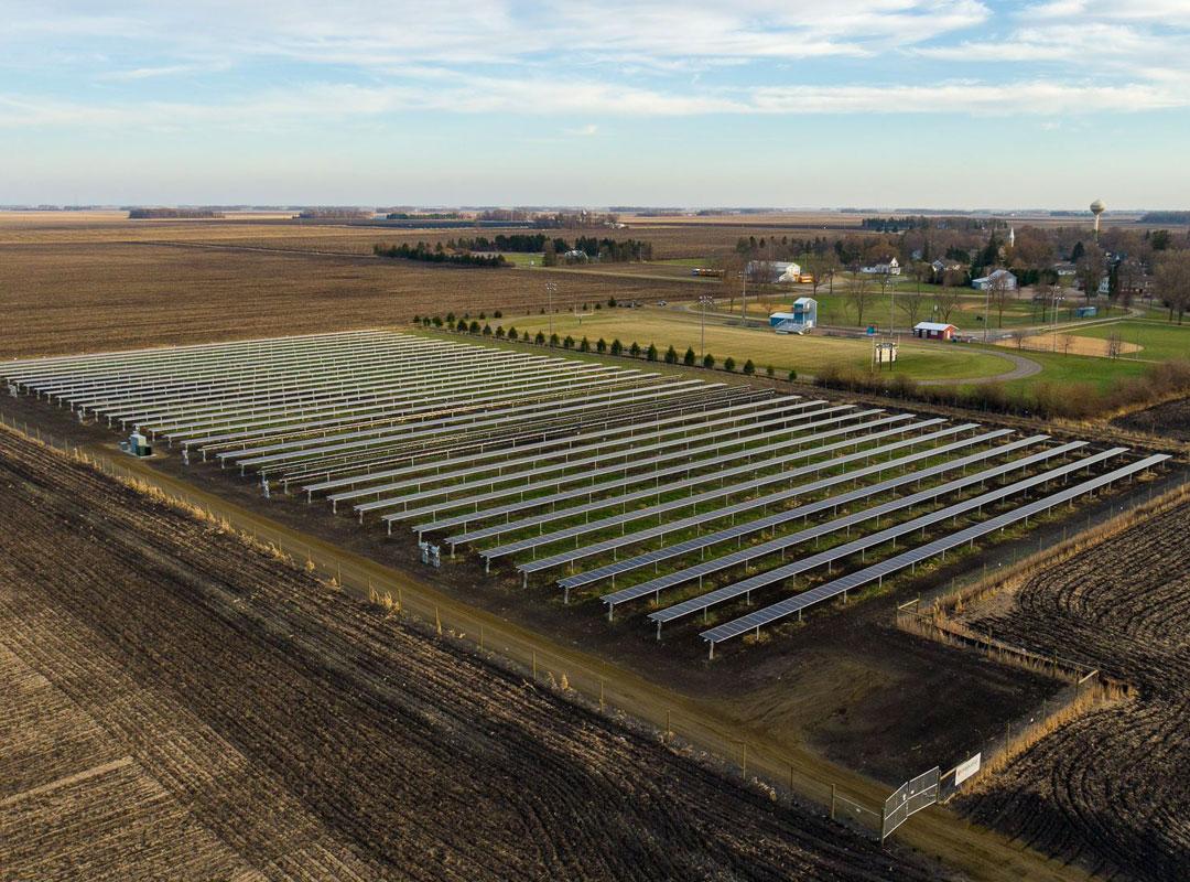 Minnesota Community Farm Array