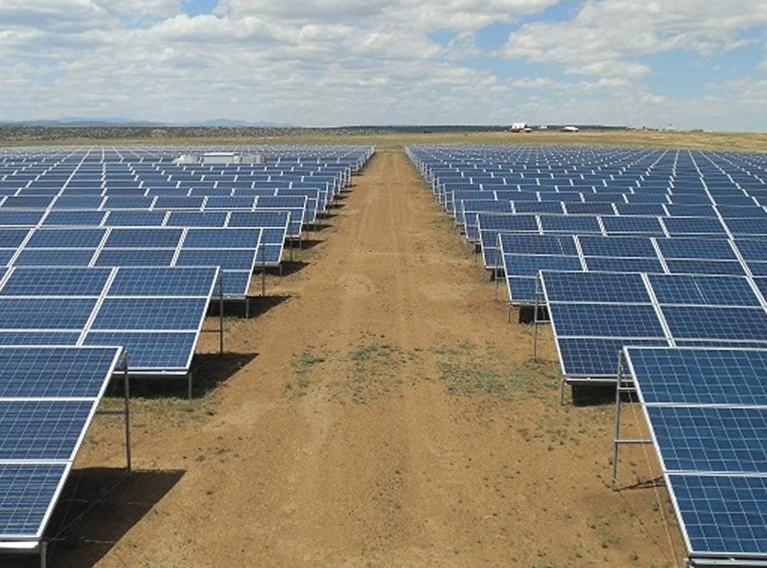 MORA Solar Site Walk
