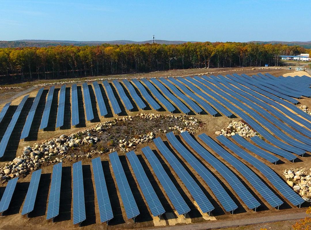 Stafford Solar Field 2