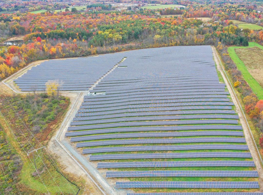 Sugar Hill Solar Panels 1
