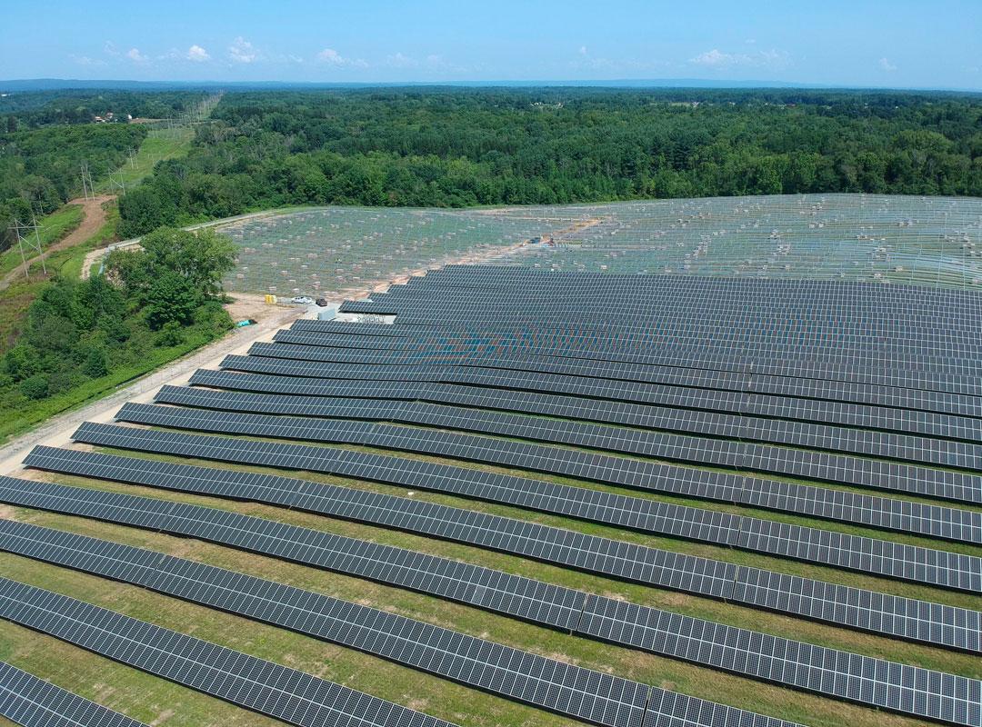 Sugar Hill Solar Panels 2