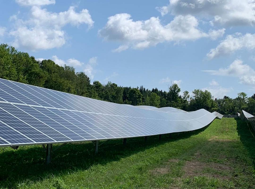 Sugar Hill Solar Panel Set