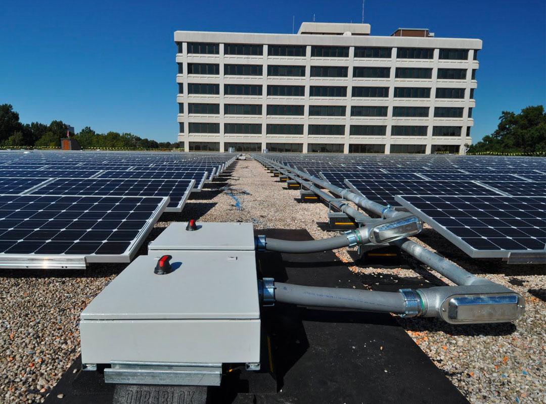 Terry Sanford Solar Controls