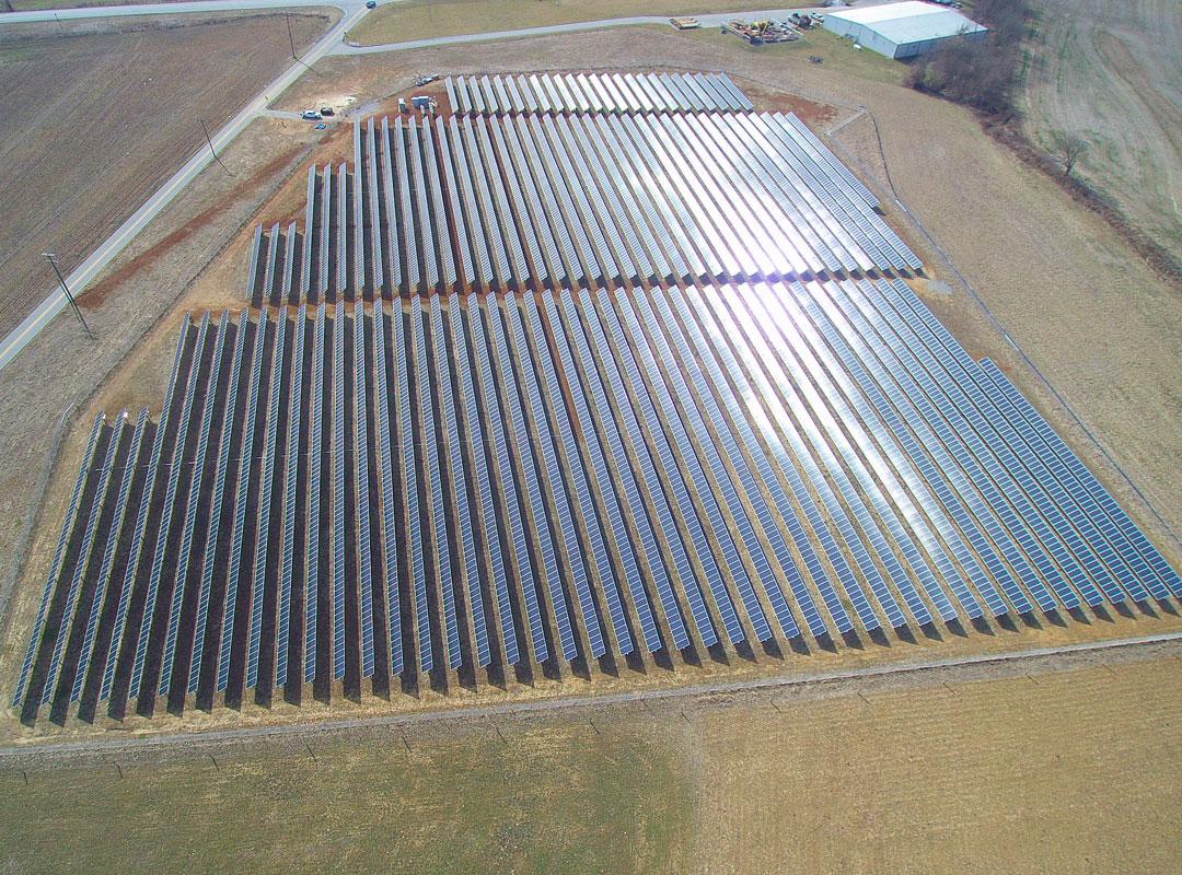 Windsor Solar Field 3