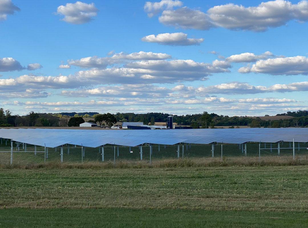 Windsor Solar Field 4