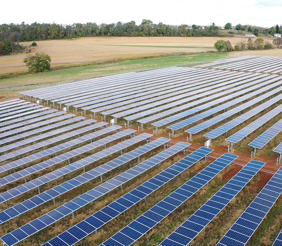 Windsor Solar Field