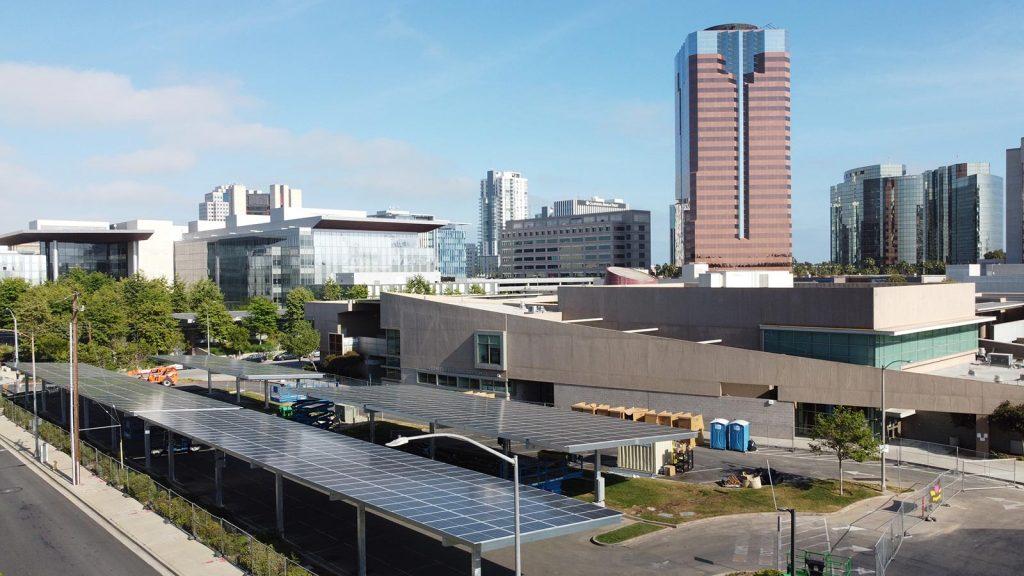 Chavez Elementary Solar Panels