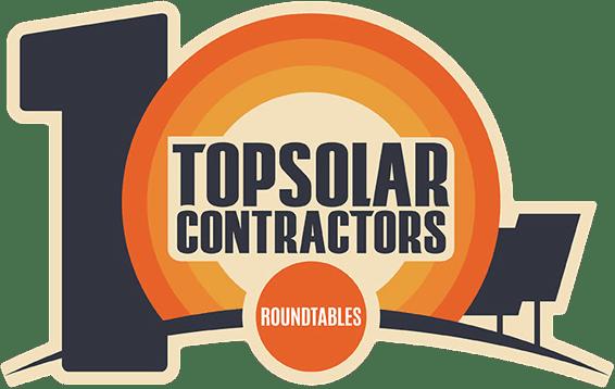Top Solar Contractors Roundtables logo